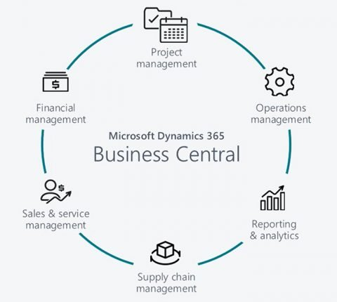 Abilities of Microsoft Business Central