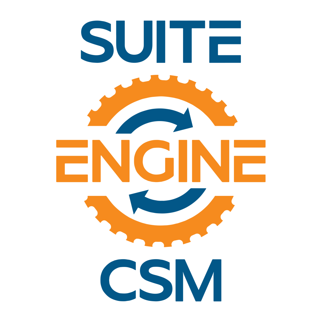 Suite Engine CSM Vertical Logo