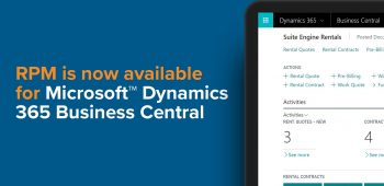 RPM is now available for Microsoft D365BC