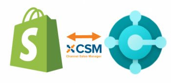 CSM for Shopify BC Connector